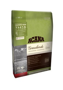 Acana Grasslands for cats