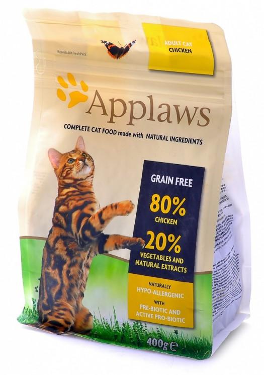 Аплаус корм для котят
