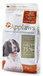 Applaws Adult Small & Medium Breed Grain Free with Chicken