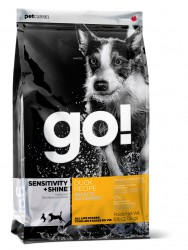 GO! Natural Sensitivity + Shine Duck Dog Recipe 22/12