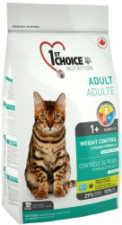 1st Choice Cat Weight Control
