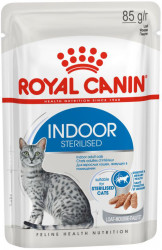 Royal Canin Indoor Sterilized (в паштете) 12х85г