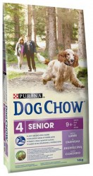 Dog Chow Senior с ягненком