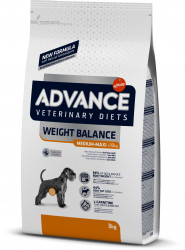 Advance Dog Veterinary Diets Weight Balance (Obesity)