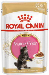Royal Canin Maine Coon Kitten (в соусе) 12x85г