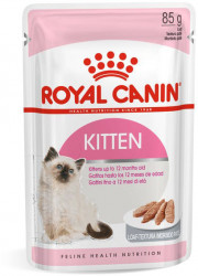 Royal Canin Kitten (паштет) 12*85г