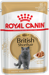 Royal Canin British Shorthair Adult (в соусе) 12x85г