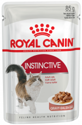 Royal Canin Instinctive (в соусе) 12x85г